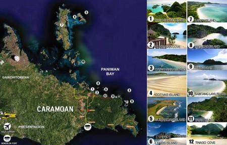 Secluded, mysterious Caramoan. (Courtesy of caramoan.ph)