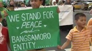 Supporting the Bangsa Moro