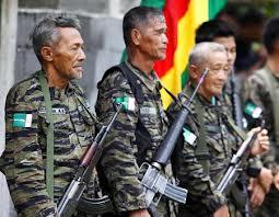 Senior warriors can go home now