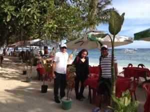 PDBF Officials Visit Panglao