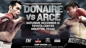 Donaire-Arce: Dec 15