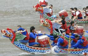 Making Bohol the Dragon Boat Capital of the Philippines