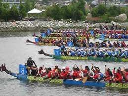 Dragon Boating - a sport we can excel in