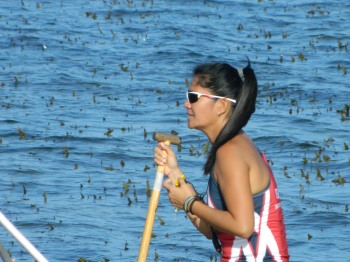 The Face of Dragon Boating in Bohol