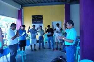 oath-taking, formalizing the organization
