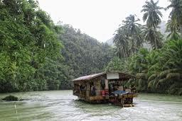 Bohol's Loboc River Ride