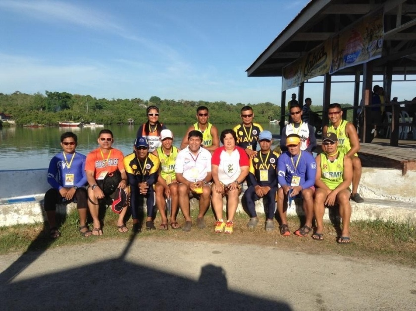 Unity, for a strong Philippine Dragon Boat community
