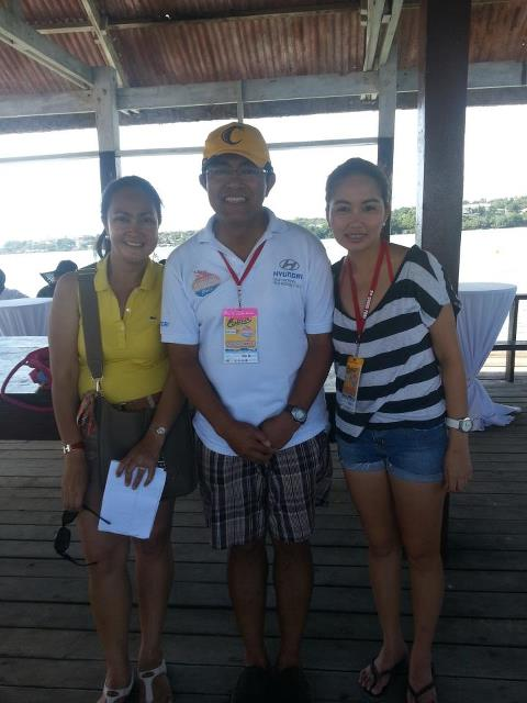 with Cobra's Jinky and Lake Buhi's Joy