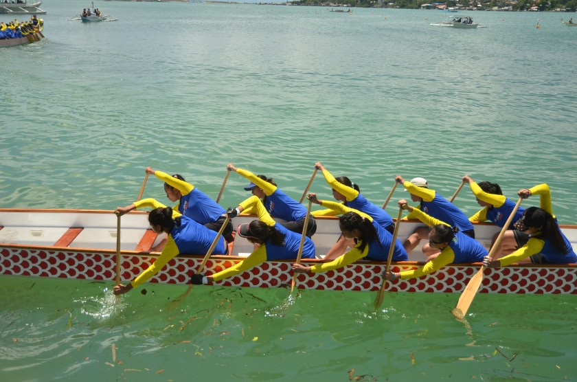 Fresh new faces in the Dragon Boat Circuit
