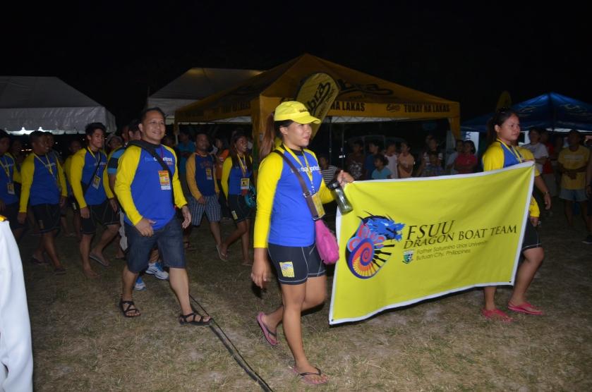 Fr Kits brought along the Mindanao pride, FSUU
