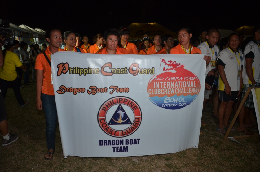 The Coast Guard, soon to be crowned Champions!!!