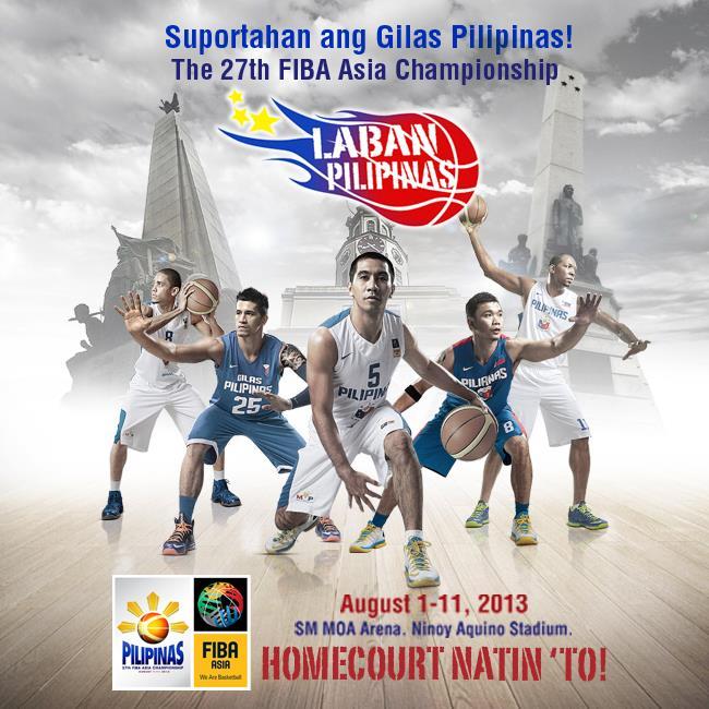 Laban Pilipinas!!!