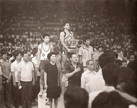 Philippines win the 1982 ABC Youth
