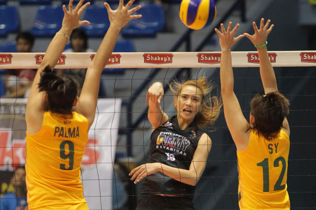 Army's Daquis: How can you stop the Sun(s) from shining?