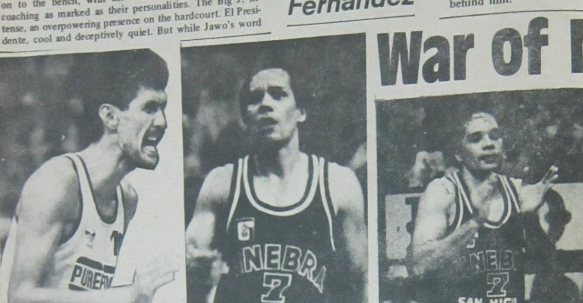 Philippine Basketball in Review (Part 5 - The 80s Usher in A New Breed)