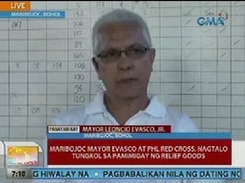 An unjustly vilified Mayor Jun Evasco