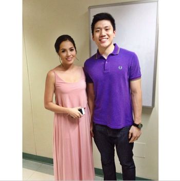 Jeron meets Julia. Where's Jeric?