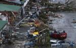 In Tacloban.