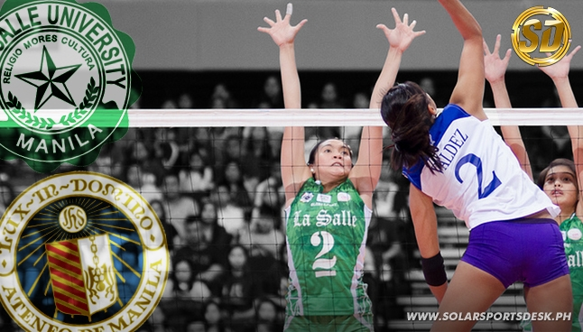 Who will the gods favor? The blue or the green? (Courtesy of www.solarsportsdesk.ph)