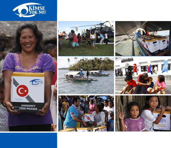 KYM's efforts to help those in need. (Courtesy of Pacific Dialogue Foundation)