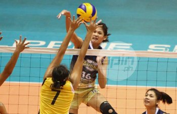 Reigning MVP Dindin Santiago gearing for Ateneo's challenge. (Courtesy of spin.ph)