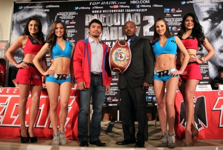 Redemption for Manny? Or Vindication for Bradley? (Courtesy of toprank.com)