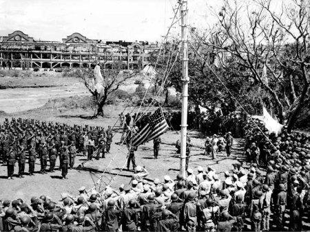 Allies recaptured Corregidor in 1945. (Courtesy of steveandmarciaontherock.com)