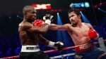 Still, Bradley didn't back down from Manny's barrage.