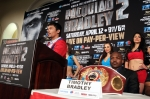 Pacquiao - Bradley 2 is set this Saturday (Sunday am Philippine time).
