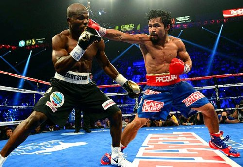 Proper pacing will be the key to winning the bout for Pacquiao. (From 5thquartermag.com)