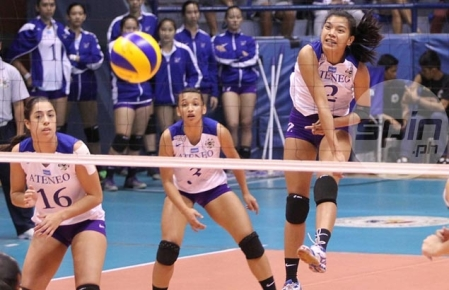 Watch out for slam-bang action at the Shakey's V-league.