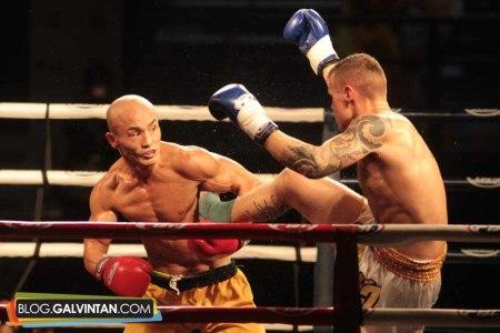 The Fighting Shaolin Monk (Courtesy of blog.galvintan.com)