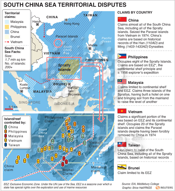 scs17 - Historical Fiction: China's South China Sea Claims - Talk of the Town