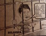 Even in jail, he remained a political heavyweight in Cebu.
