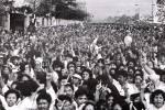 The EDSA People Power mircle.