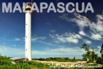 The Malapascua Lighthouse, from where you can see forever.