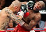 Will it be Floyd's defensive wizardry on display?