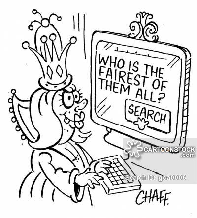 Web search for 'the fairest of them all'.