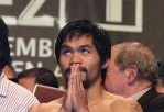 Manny: I am nothing without you, Lord.