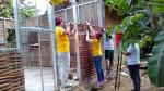 In Bohol, a never-ending stream of volunteers.