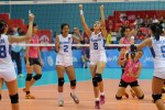 Philippines is back to competing in the popular sport of women's volleyball.