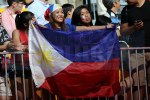 Pinoy fans show their support!