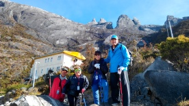 Conquering Mount Kinabalu