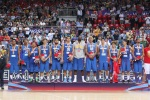 The Philippines' Gilas team takes the silver for the second straight season.