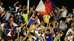 Pinoy sports fans slowly learn to fill up the stadiums...