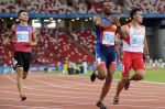 Eric Cray is South East Asia's fastest man....