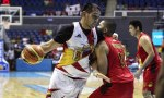 Jun Mar Fajardo has improved by leaps and bounds due to his international exposure.