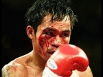 Manny, the fighting pride of the Philippines