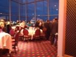 Dinner at the Titanic.