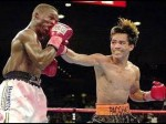 Capturing his 2nd world crown against Lehlo Ledwaba in 2001, at 21.
